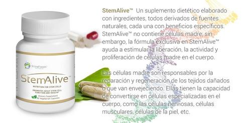 stem alive,  (activador de células madre)