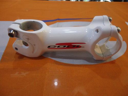 stem bicicleta a-head logan mtb 31.8 100mm - 50% off