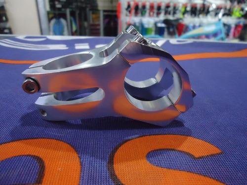 stem bicicleta mtb  eastman dh alum pulido calado 31,8mm