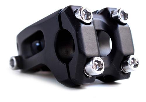 stem front load negro mate, ideal para bmx!