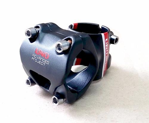 stem para bicicleta mtb kalloy uno 31.8mm/35mm