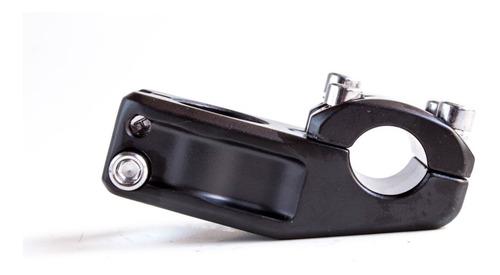stem top load negro mate, ideal para bmx! linea pro!