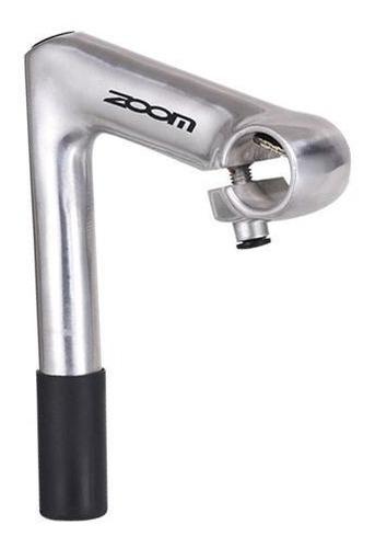 stem zoom aluminio ruta con poste x 80mm - racer bikes