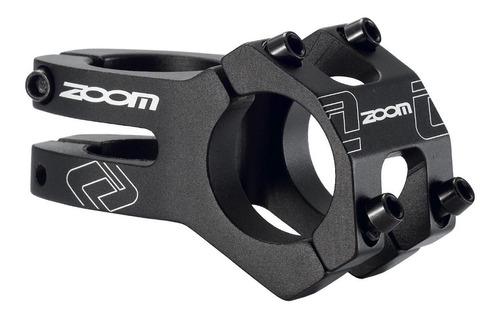 stem zoom mtb corto ¡de descenso pro! downhill 31.8mm