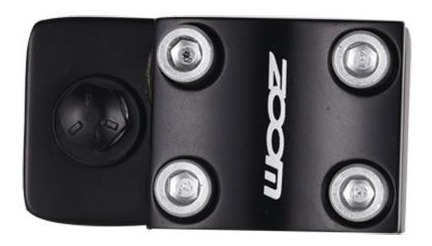stem zoom mx370 playera freestyle bmx 22,2mm - racer