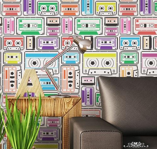 stencil cassettes plantilla decorativa reusable para pintar
