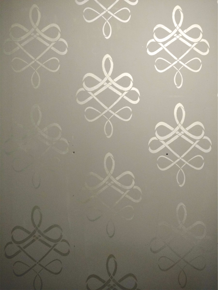 Stencil decorativo plantilla decorativa modelo m2 315 - Plantillas pared ikea ...