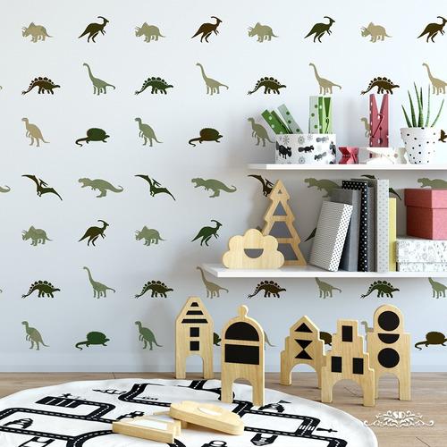 stencil dinosaurios plantilla decorativa para pintar