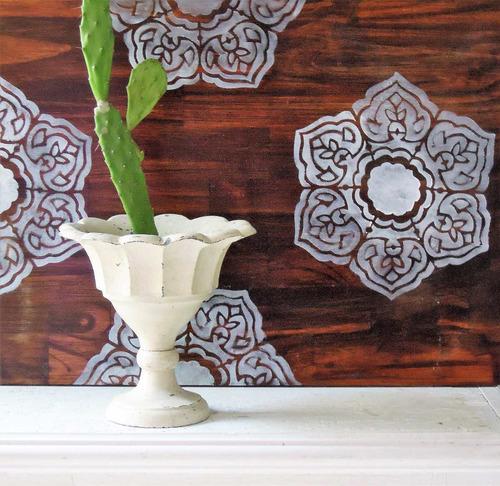 stencils. decorá tus paredes, muebles, accesorios. marruecos