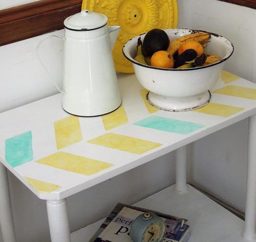 stencils. decorá tus paredes, muebles y accesorios. paralelo