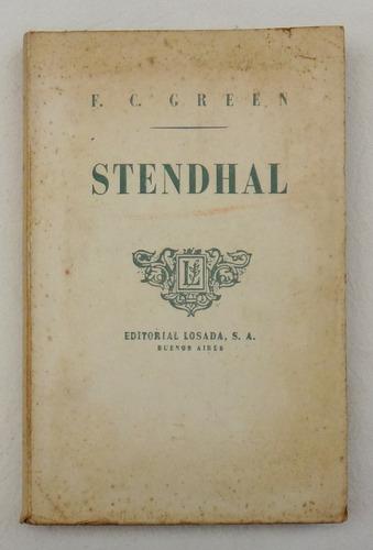 stendhal - f. c. green (biografía)