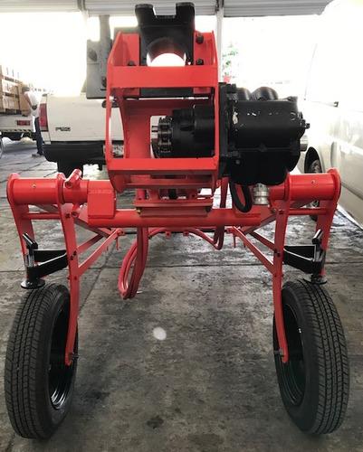 stenuick wagon drill perforadora pozos anclaje exploracion