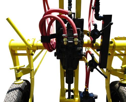 stenuik perforadora wagon drill bajo torque