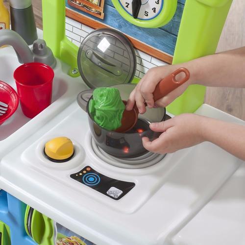 step 2 - little cooks kitchen