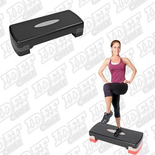step aerobico fitness 2 niveles