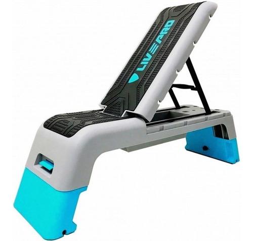 step aeróbico plataforma exercícios banco de treinamento
