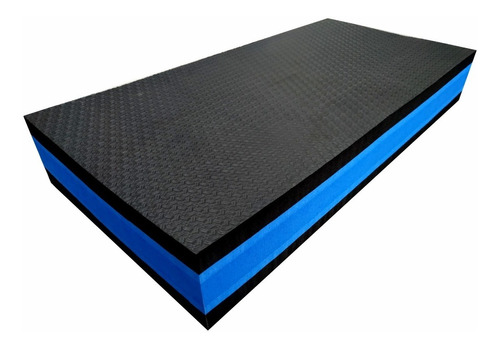 step eva academia ginastica aeróbica fitness 60cmx30cmx10cm