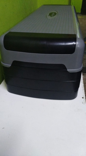 step grande importado aerobic step regulable 3 niveles