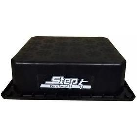 Step Plataforma Cajon Apilable Para Gimnasio Gym Fitness