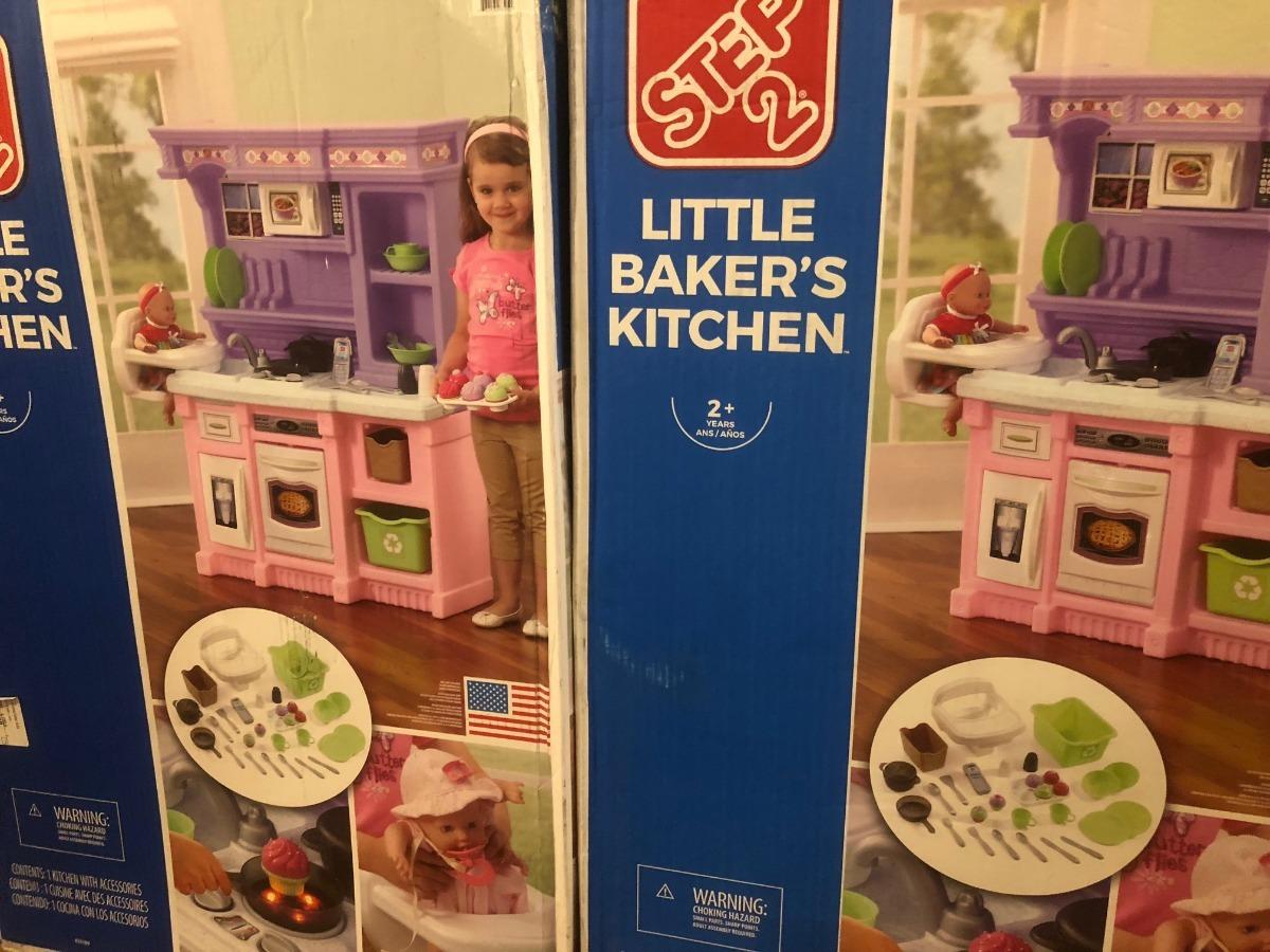 Little Bakers Kitchen Kitchen
