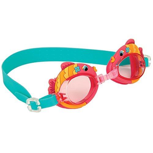 stephen joseph gafas de natación, pescado