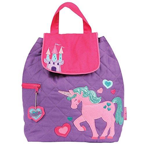 stephen joseph mochila acolchada, unicornio