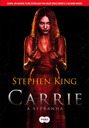 stephen king carrie a estranha - suma - bonellihq cx289 e18