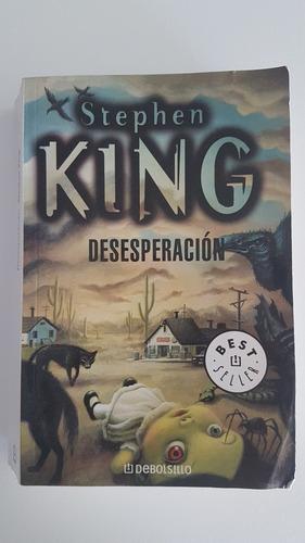 stephen king - desesperación