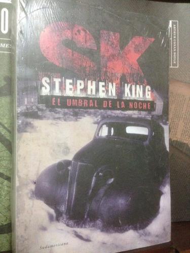 stephen king - el umbral de la noche