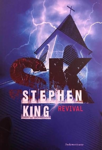 stephen king - revival - sudamericana - usado