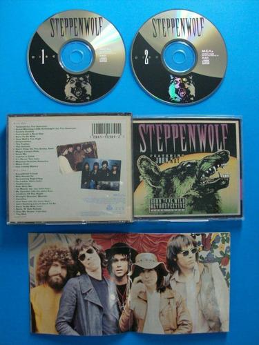 steppenwolf - born to be wild retrospective 1966-1990 (2 cd)