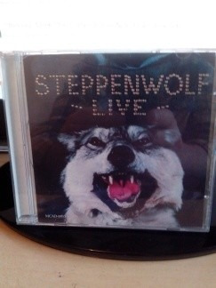 **steppenwolf**  **live**  cd**