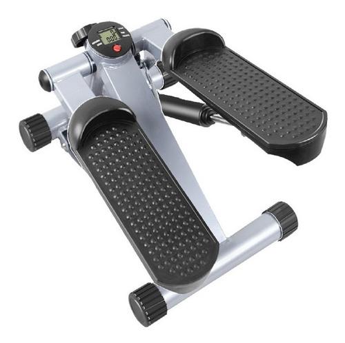 stepper 3 em 1 com regulagem de peso simulador caminhada