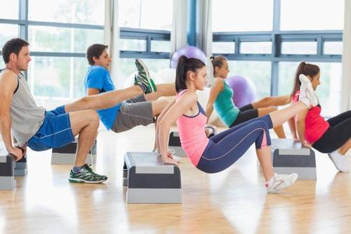 steps 3 niveles  aerobicos crossfit sport fitness