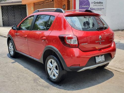 stepway  2018  zen  tm5  factura de agencia  acepto auto!!