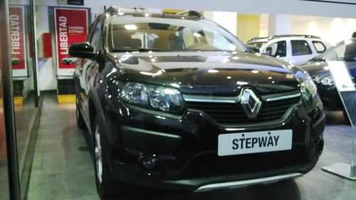 stepway anticipo $99000 saldo cuotas fijas entrega ya (jp)