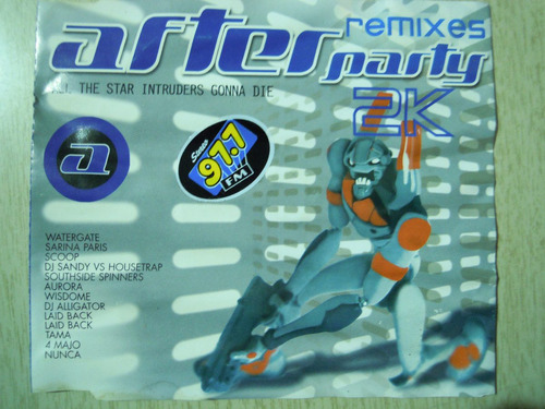 stereo 97.7  after party remixes compilado musica electro
