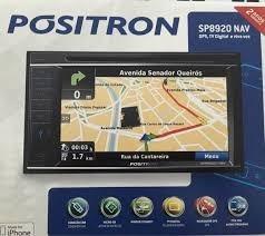 stereo auto pst positron sp8920 2 din gps bluetooth dvd tv