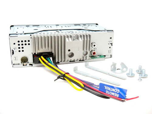 stereo bluetooth usb pioneer mvh 215 reemplaza 295 nuevo desmontable