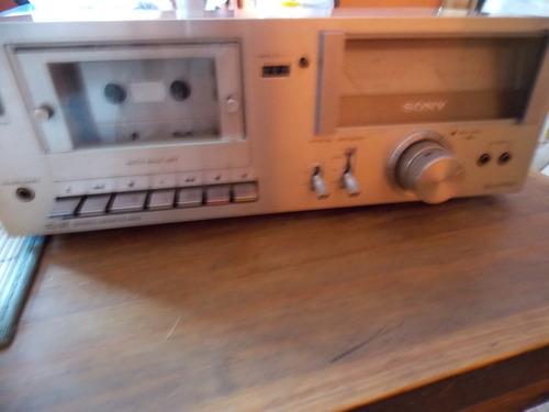 stereo cassette deck sony tc-u2