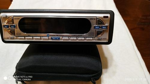 stereo de auto power acoustik