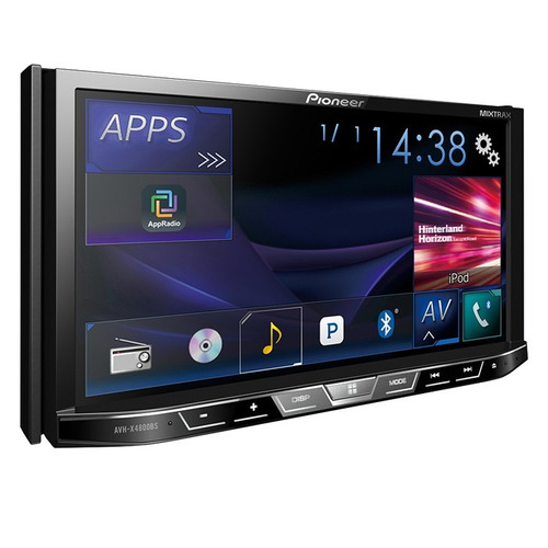 stereo doble din avh 4800bh gps tv digital bleutooth