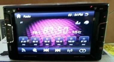stereo doble din gps incorporado tv bluetooth zona sur!!!