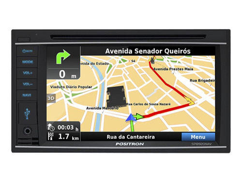 stereo doble din gps tv digital bluetooth palio duster golf