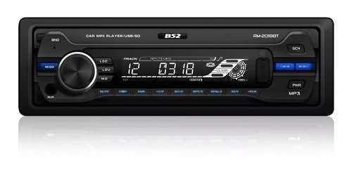 stereo estereo auto b52 rm2018bt bluetooth usb sd mp3 radio