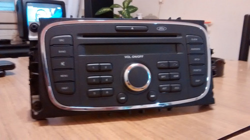 stereo ford
