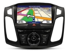 Stereo Ford Focus 2016 Mirror Gps Dvd Usb Sync 9 Pulgadas