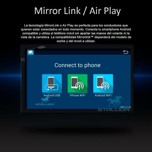 stereo multimedia citroen c4 rd android wifi gps bt carplay