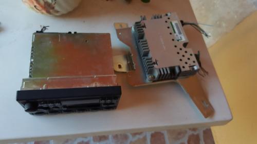 stéreo original ford explorer 1997 caset+radio am/fm+reloj