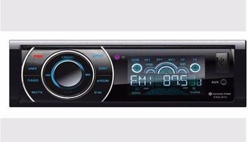 stereo radio am/fm usb / sd suzuki c/control/ pendrive 8g